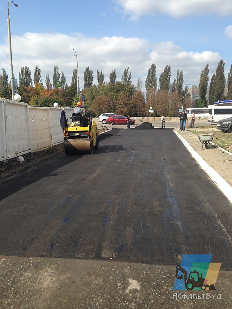 Строительство дорог на территориях предприятий и организаций и т.д.